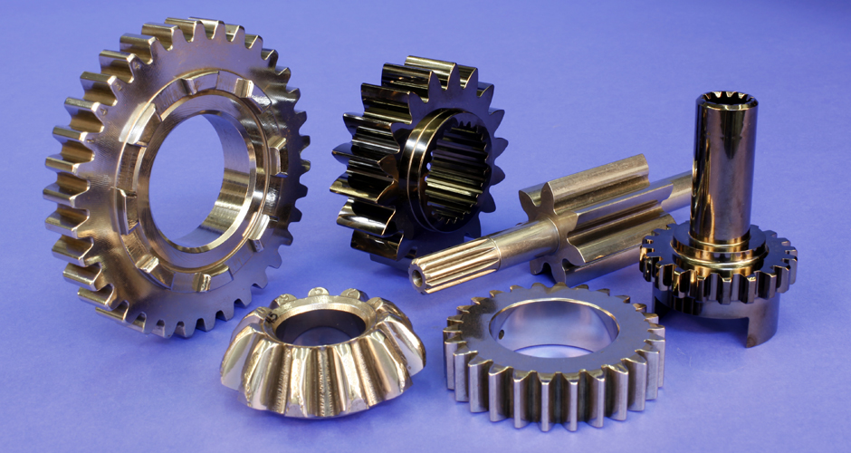 Isotropic Super Finished Gears