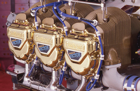 Gold Edition Experimental Aircraft Engine
