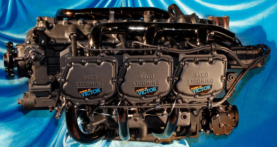 Xr Matte Black Powder Coated Aircraft Engine Overhaul