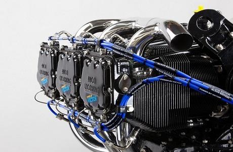 Engine Caparison Chart - Aircraft Overhaul Engine
