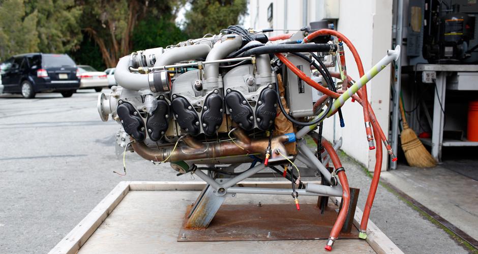 Gold Edition VII™ Engine